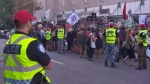Protesters disrupt Energy East hearings in Montreal