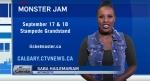 Monster Jam & Calgary Home + Design Show