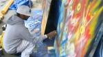 graffiti, tagging, spray paint, wall art, street a