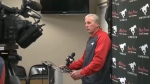 Hufnagel speaks on Hicks shooting