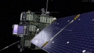 A crashing end for Rosetta spacecraft after 12-yea