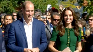 Royals attend event at UBC Okanagan
