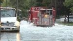 CTV Windsor:Flooding in Windsor-Essex