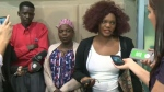 Lugela family in court