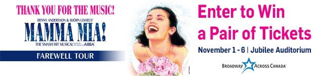 BAC Mamma Mia Page Listing