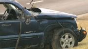McKnight Boulevard - fatal rollover