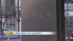 Bylaw change could see Uber return