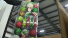 Christmas ornaments - Fort McMurray
