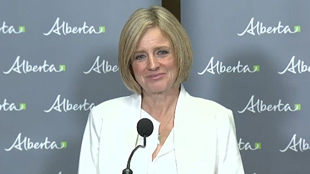 Alberta Premier Rachel Notley has just a 34 percent approval rating in the province, according to a Mainstreet-Postmedia poll.