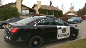 Suspects sprayed the resident with bear spray before stealing his car.