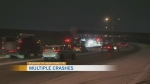 Snowy roads blamed for fatal crash