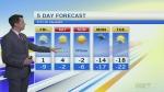Forecast: Deep freeze coming next week