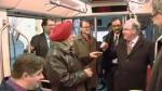 Funding for public transit in Alberta