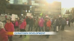 Heated debate expected for Chinatown development