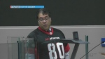 Nenshi evens up with Grey Cup bet