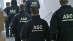 ASC Enforcement - financial criminals