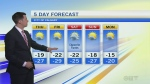 Forecast: Cold warnings issued in Alberta