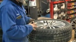 Lethbridge - winter vehicle maintenance