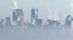 Calgary skyline Dec 9, 2016