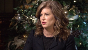 Interim Conservative leader Rona Ambrose spoke to Evan Solomon, host of CTV's Question Period, for an interview to cap off 2016.