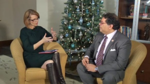 Mayor Nenshi year-end chat