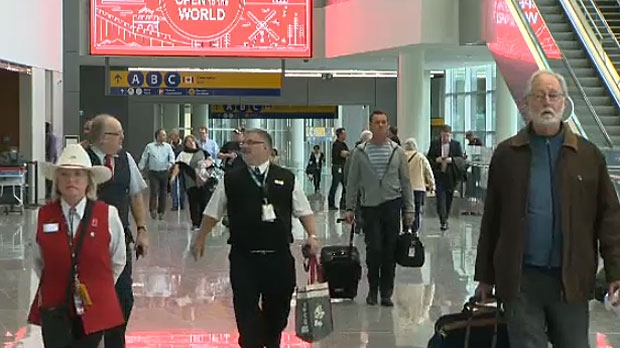 Busiest Christmas On The Cards For Dublin Airport