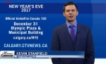 New Year's Eve 2017: Official kickoff to Canada 150 & Brad Williams
