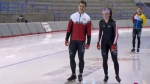 Denny Morrison and Josie Spence will co-chair the 2017 Heart and Stroke Foundation's 'Ski for Heart' event at Lake Louise.