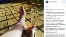CTV News Channel: Instagram account for foot