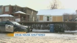 Police clear out northeast drug house