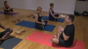 Yoga studio closes