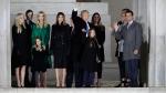 CTV National News: Trump arrives in Washington