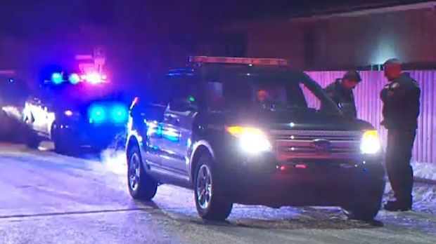 Calgary police have arrested a suspect in connection with a stabbing that took place last night in the southwest.