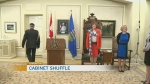 Notley shuffles her cabinet