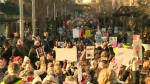 Women's March - Calgary