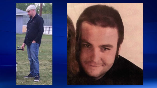 Supplied photos of David McSween who was last seen Monday, January 23 on the TransCanada Highway near Dead Man's Flats