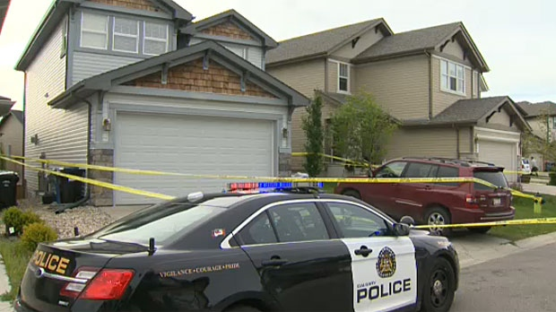 Two dead in northwest Calgary home