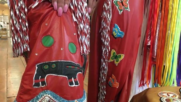 Stampede, First Nations Princess, Astokomii Smith