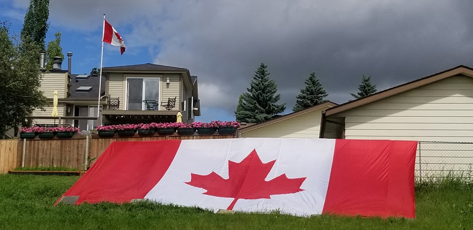 Canada Day, 2020, Photo of the Day, Calgary