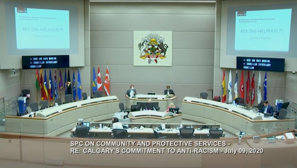 calgary, racism, calgary city hall, systemic racis