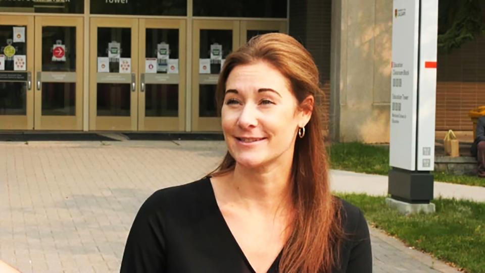 Dr. Erica Makarenko