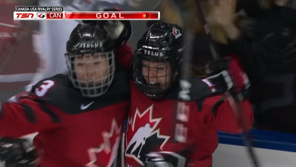 Women's Olympic Hockey