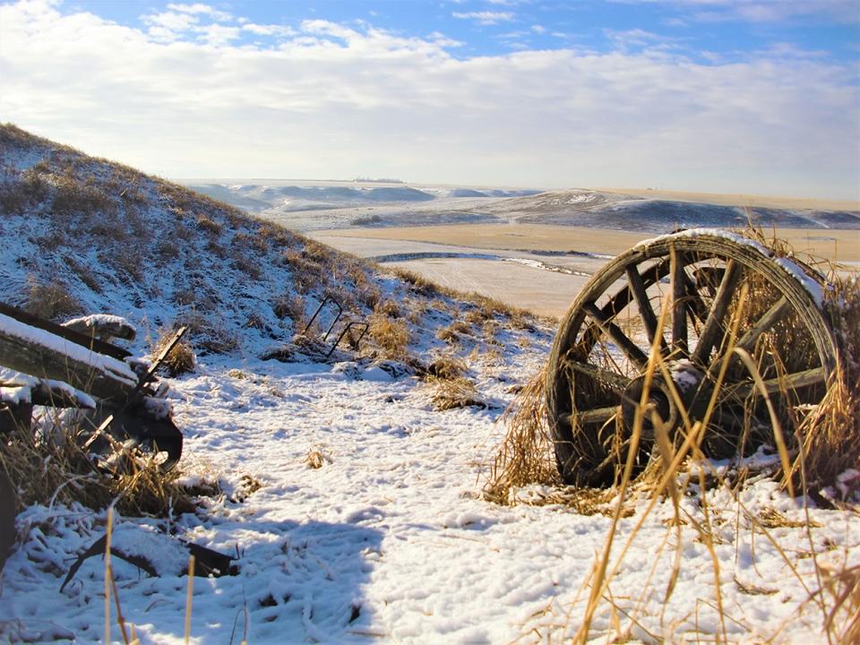 Calgary, weather, winter, Jacob