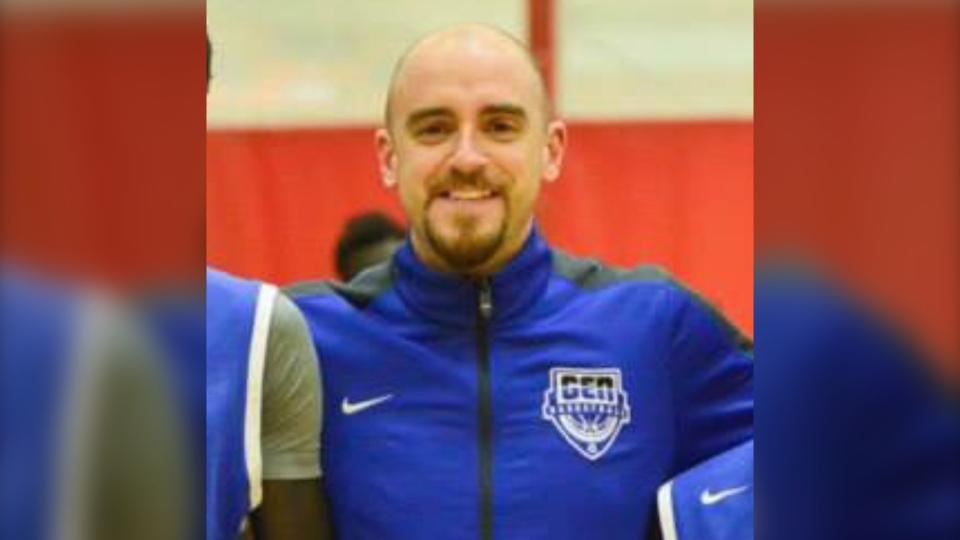 Sean Maheu Calgary basketball coach charged