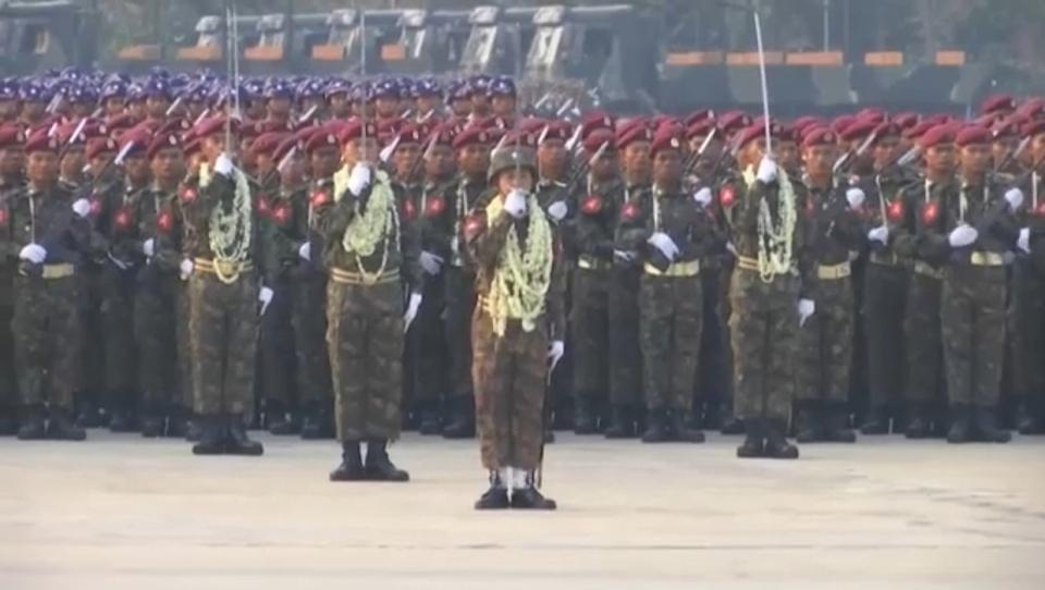 UK Summons Myanmar Ambassador Over Military Coup