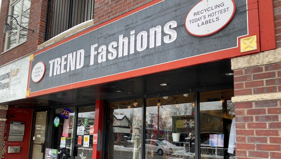 calgary, consignment, pandemic, thrift, donations,