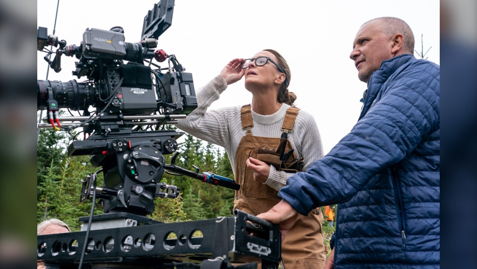 Robin Wright, Land, director, Alberta, film