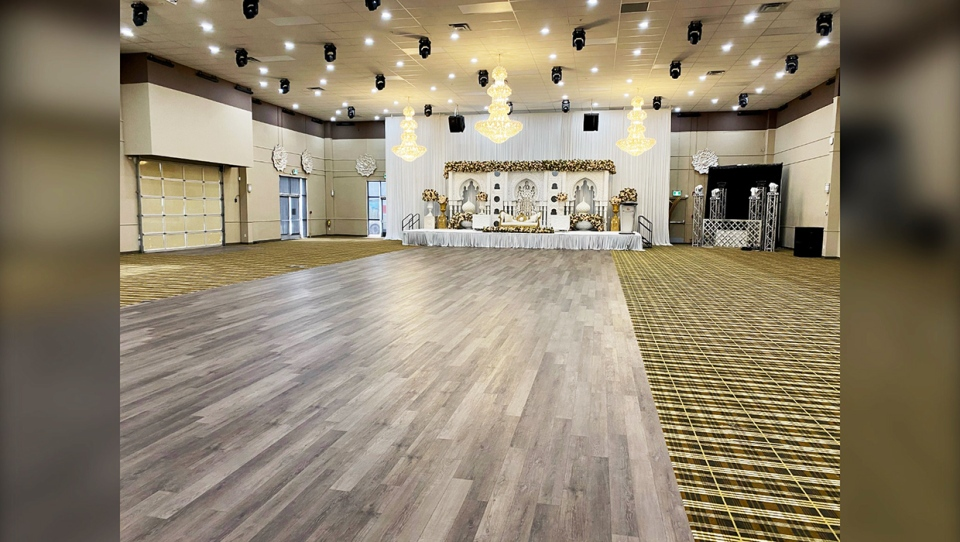 Wedding, banquet, hall, Calgary