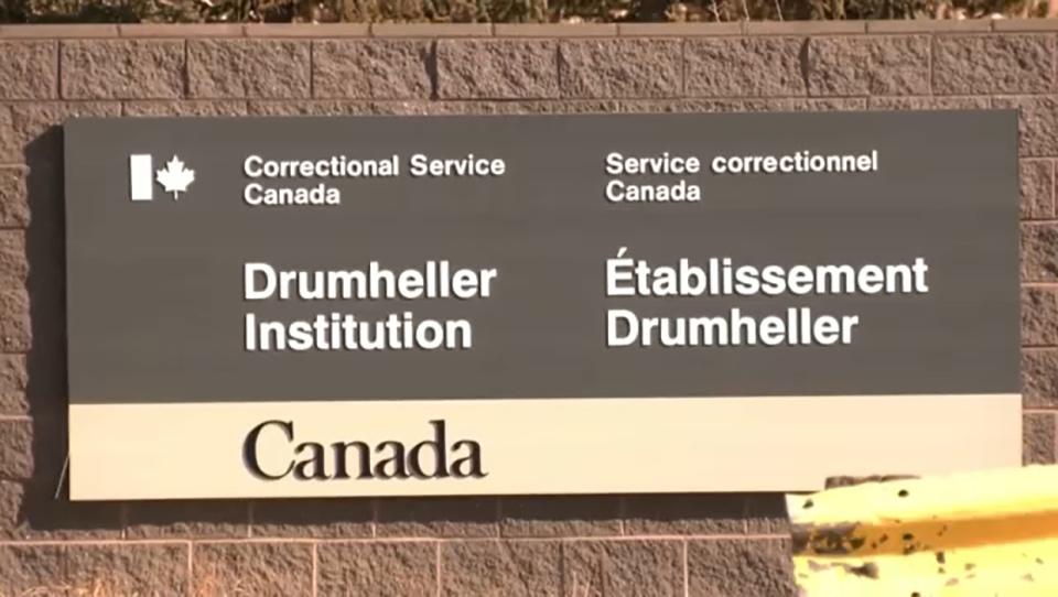 Drumheller, prison