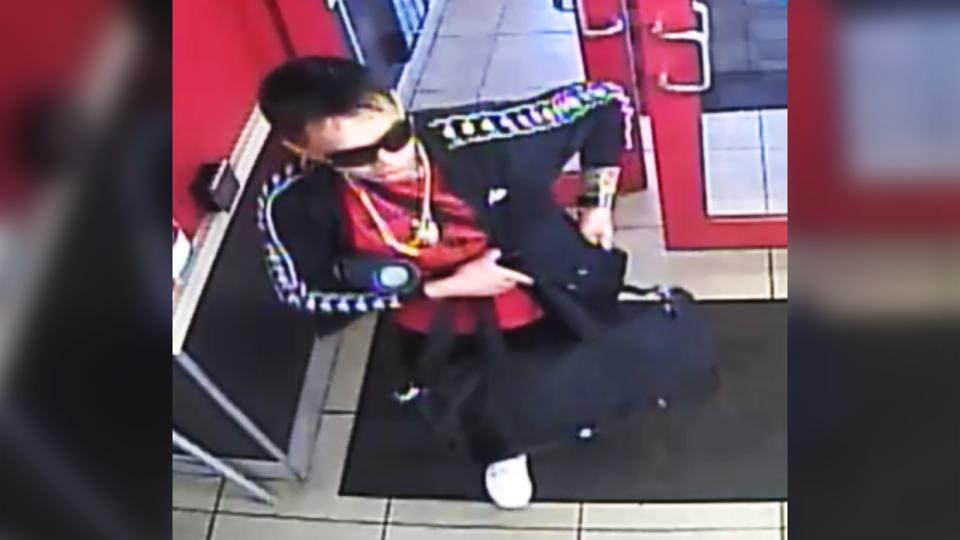 Person, 1, Memorial, robbery